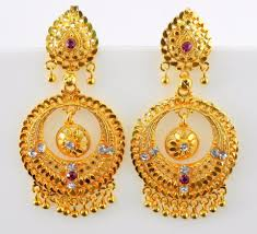 new jhumka earrings gold jewellery jhumka design new bridal gold jhumka designs