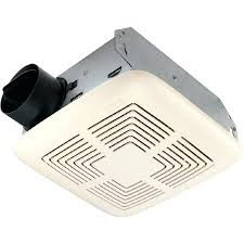 wall mounted exhaust fan bathroom shop 4 white bathroom fan at 4