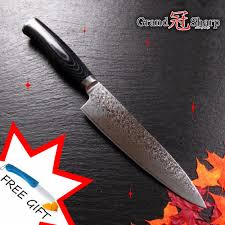 high quality japanese kitchen knives new 8 inch chef knife high quality 67 layers japanese damascus