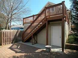 Craftsman Style Patio Winton Back Deck And Patio Frankbrockway