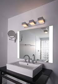 bathrooms design lighted bathroom wall mirror with lights around