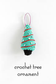 crochet christmas tree u2013 12 ornaments of christmas