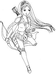 archer by meriand on deviantart