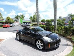 nissan 350z new price 2006 used nissan 350z 2dr roadster enth at at royal palm nissan