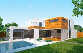 modern cottage style house house and home design
