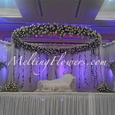 wedding backdrop decoration wedding stage decoration reception