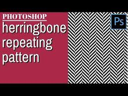 create pattern tile photoshop create a herringbone pattern in photoshop create your own custom