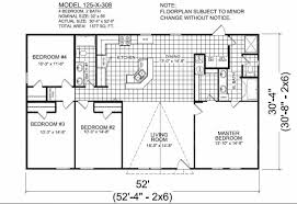 16 X 80 Mobile Home Floor Plans by Champion Homes Double Wide Floor Plans