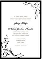 blank wedding invitation kits blank black and white wedding invitation templates lake side corrals