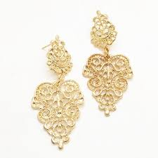 gold earrings jhumka design online shop 2017 wholesale hollow out for jhumka designs