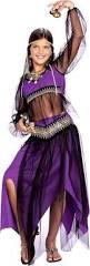 Egyptian Halloween Costumes Girls Myth Goddess Arab Prince Red Cloak Women Cosume Cosplay