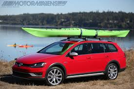 red volkswagen golf roadtrip u003e turbocharged vw golf alltrack adventures motormavens