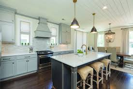 kitchen design with light cabinets a grey shaker style kitchen has timeless versatile appeal