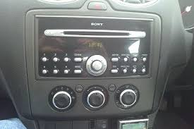 2007 ford focus radio avh x3600dab din av station built in dab radio and bl