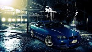 Nissan Skyline 2016 2016 08 18 Nissan Skyline Gtr R34 Wallpaper For Mac Computers