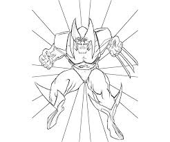 film free wolverine coloring pages kids wolverine coloring