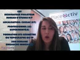 bts bureau d ude les offres de placeactiv du 22 03 17
