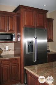 Lowes Cheyenne Kitchen Cabinets Lowe U0027s Kitchen Cabinets In Stock Fabuwood Elite Cinnamon Glaze