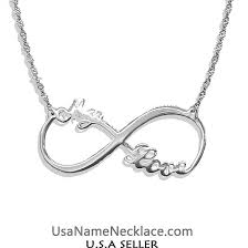 s necklace with names usa name necklace personalized necklaces united states jewelry
