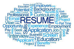 the word resume resume word stock image image of white ceramics word 15075033