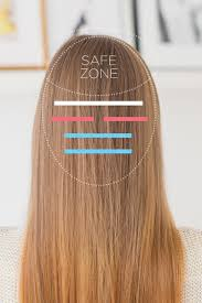 Hochsteckfrisurenen Clip Extensions by How To Blend Clip In Luxy Hair Extensions With Thin Hair Luxy