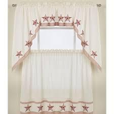 innovative beige kitchen curtains and kitchen curtains tier