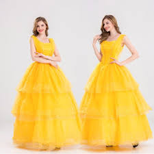 Belle Halloween Costume Adults Compare Prices Princess Belle Dress Adults Shopping Buy