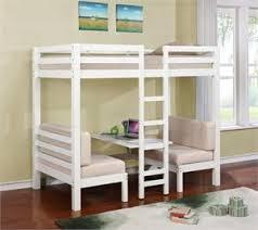 Convertible Bunk Beds 460370 Co Joaquin Convertible Bunk Bed