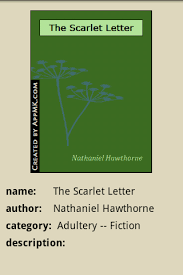 the scarlet letter android apps on google play