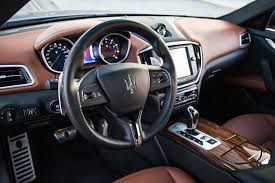 maserati steering wheel review 2016 maserati ghibli s q4 canadian auto review