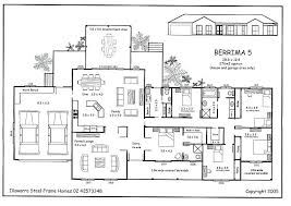 house designs and floor plans 5 bedrooms 5 bedroom single story house plans koszi club