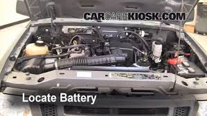 2004 ford ranger 4 cylinder battery replacement 2006 2011 ford ranger 2008 ford ranger xl