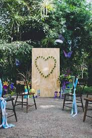 Rustic Backyard Wedding Ideas 30 Cozy Rustic Backyard Wedding Decoration Ideas Wedding Forward