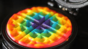 rainbow waffles recipe tablespoon com