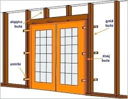 How To Install A Prehung Exterior Door How To Install Doors What Is The Average Cost To Install