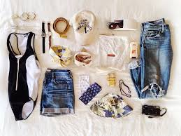 Packing Light Tips Packing Tips From Ponytail Journal U0027s Lauren Yates Photos Condé