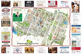Chicago Attraction Map by Maps Update 14882105 Tourist Attractions Map In Seattle