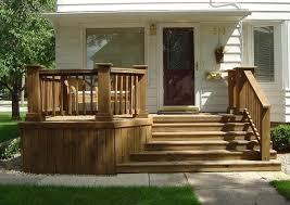 Wooden Front Stairs Design Ideas Best Wooden Patio Step Design Ideas Patio Design 239