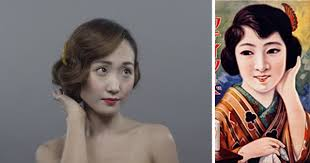 beer and haircuts from the 1920s 100 years of japanese beauty in one minute japan pulse