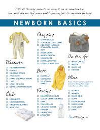newborn essentials newborn basics registry checklist newborn essentials essentials