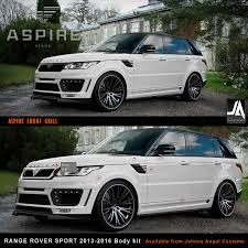 land rover sport 2013 johnny angel customs bodykits and vehicle wrapping range rover
