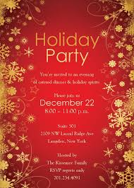 free holiday invitation templates best 10 christmas party