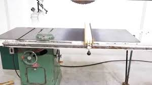powermatic table saw parts powermatic model 65 table saw youtube