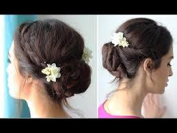 Hochsteckkurzhaarfrisuren Haarband by Hochsteck Frisur Für Hochzeiten Abiball