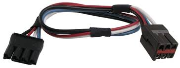 trailer brake controller wiring colors video etrailer com