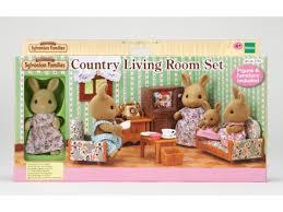 Buy Luxury Living Room Amazing Sylvanian Families Living Room Set - Sylvanian families luxury living room set
