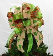 christmas tree bows u2013 pink door wreaths