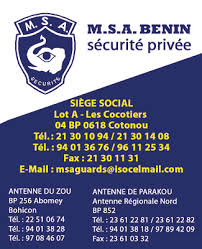 msa securite