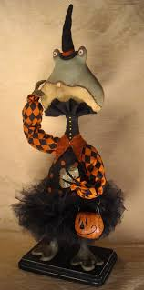 halloween figurines lori mitchell 154 best halloween images on pinterest vintage halloween
