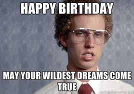 Funny Happy Bday Meme - happy birthday meme dad